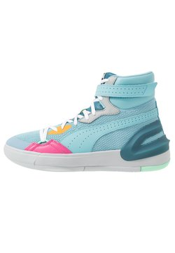 Puma - SKY MODERN EASTER - Zapatillas de baloncesto - light blue