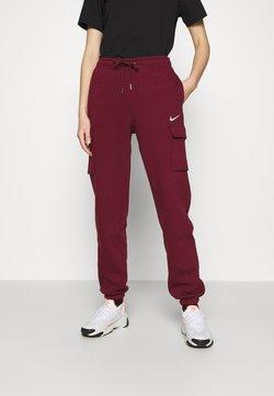 Nike Sportswear - CARGO PANT LOOSE - Jogginghose - dark beetroot