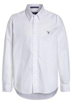GANT - ARCHIVE OXFORD  - Camisa - white
