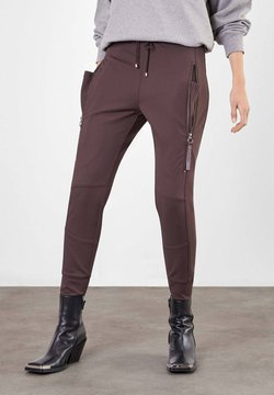 "MAC Jeans - DAMEN ""FUTURE 2.0"" - Jogginghose - braun (25)"