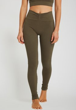 Yogasearcher - SAVASANA - Tights - kaki