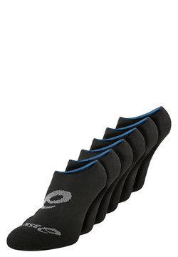 ASICS - INVISIBLE SOCK 6 PACK - Calcetines de deporte - performance black