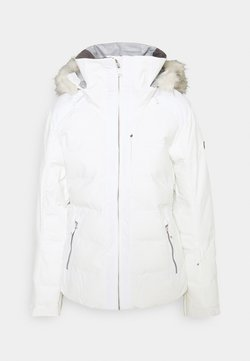 Roxy - CLOUDED - Kurtka snowboardowa - bright white