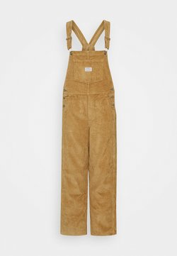 Levi's® - VINTAGE OVERALL - Salopette - iced coffee warm