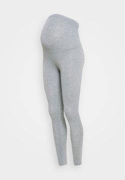 Dorothy Perkins Maternity - OVERBUMP  - Pantalones deportivos - grey marl
