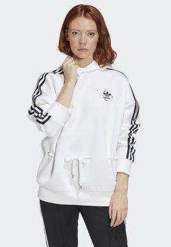 adidas Originals - HOODIE - Collegepaita - white