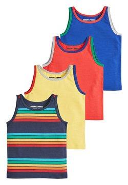 Next - 4 PACK - Camiseta estampada - blue