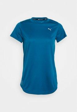 Puma - IGNITE TEE - Camiseta estampada - digi blue