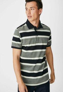 C&A Premium - Poloshirt - green / dark blue