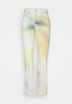 Weekday - VOYAGE BLURRED PRINT - Relaxed fit -farkut - multicoloured