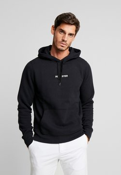 Hollister Co. - CENTERBOX LOGO - Luvtröja - black