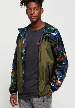 Superdry - ANORAK - Waterproof jacket - khaki