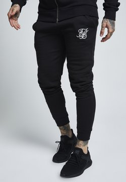 SIKSILK - Jogginghose - black