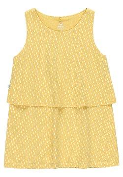 Boboli - Freizeitkleid - yellow