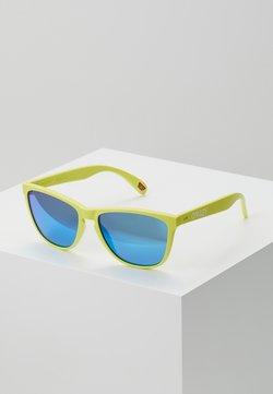Oakley - FROGSKINS - Sonnenbrille - matt neon yelolw/prizm sapphier