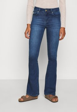 LOIS Jeans - RAVAL - Flared Jeans - Teal Stone