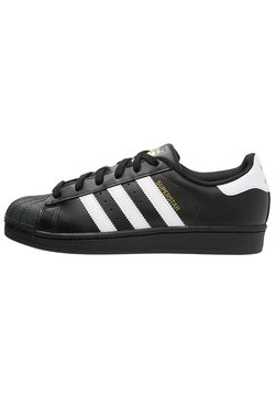 adidas Originals - SUPERSTAR FOUNDATION ALL BLACK STYLE SHOES - Sneakers - noir / blanc