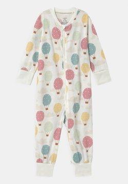 Lindex - BALLOONS & CLOUDS UNISEX - Pyjama - light dusty white