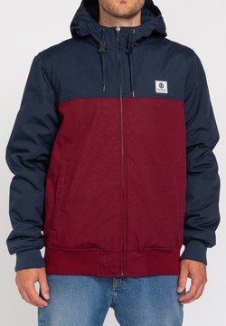 Element - DULCEY  - Winterjacke - dark red