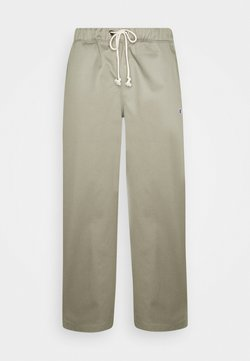 Champion Reverse Weave - STRAIGHT HEM PANTS - Trousers - olive