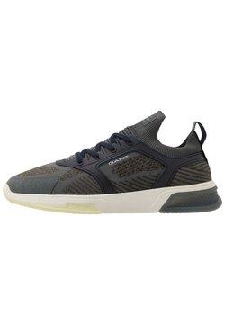 GANT - HIGHTOWN - Sneaker low - multi gray