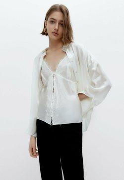 Uterqüe - Camicia - white