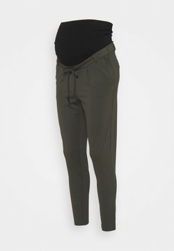 ONLY - OLMPOPTRASH EASY LIFE PANT - Stoffhose - peat