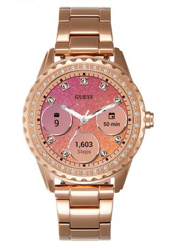 Guess - SMART WATCH - Rannekello - rose gold-coloured