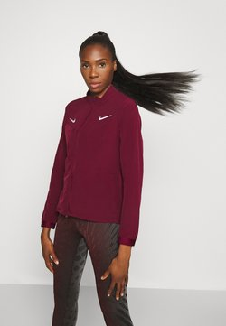 Nike Performance - OLYMPICS JACKET TRACKSUIT - Laufjacke - dark beetroot