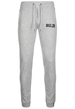 Bolzr - HERREN - Jogginghose - grey/black