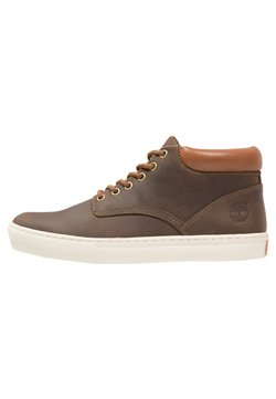 Timberland - ADVENTURE 2.0 CUPSOLE - Sneaker high - dark olive/roughcut