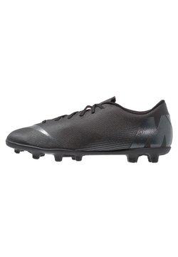 Nike Performance - MERCURIAL VAPOR 12 CLUB MG - Scarpe da calcetto con tacchetti - black/anthracite/light crimson