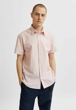 Selected Homme - SLHREGNEW SHIRT CLASSIC - Koszula - misty rose