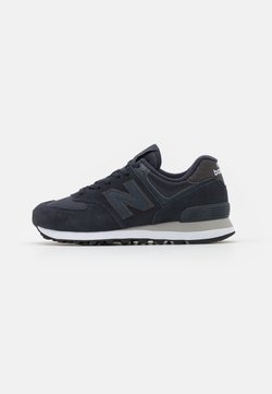 New Balance - WL574 - Matalavartiset tennarit - blue