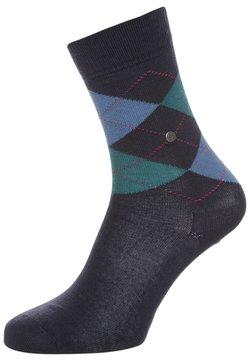 Burlington - MARYLEBONE - Socken - dark blue