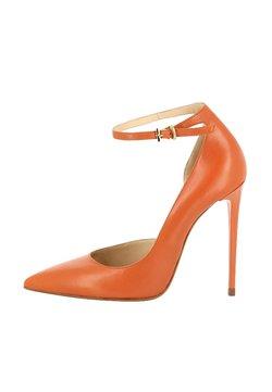Evita - LISA - Zapatos altos - orange