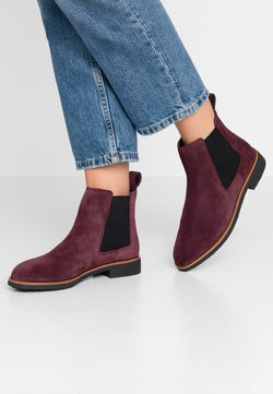 Clarks - GRIFFIN PLAZA - Ankle Boot - burgundy