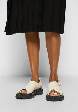 Proenza Schouler - LUG SOLE - Sandales à plateforme - natural