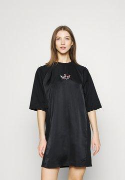 adidas Originals - TEE DRESS - Vapaa-ajan mekko - black