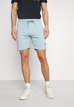 INDICODE JEANS - BRENNAN - Shorts - blue wave