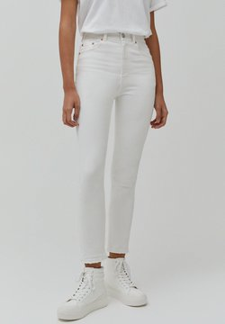 PULL&BEAR - Jeans Relaxed Fit - white