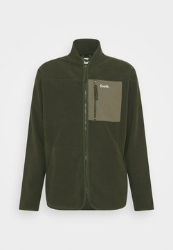 forét - SILENCE JACKET - Fleece jacket - army