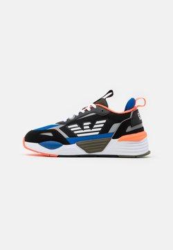 EA7 Emporio Armani - UNISEX - Sneaker low - multicolor/skydiver/black