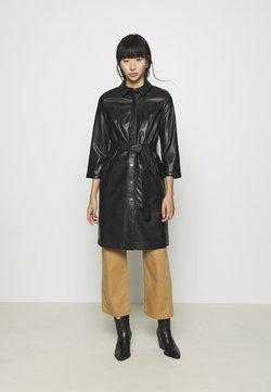 ONLY - ONLMALYA DIONNE - Robe chemise - black