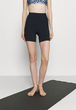 Cotton On Body - POCKET BIKE SHORT - Tights - navy