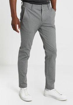 Only & Sons - ONSMARK PANT - Stoffhose - medium grey melange