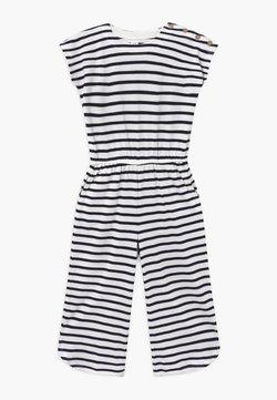 GAP - GIRL WIDE LEG - Combinaison - navy/white