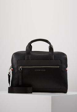 Tommy Hilfiger - COMPUTER BAG - Notebooktasche - black