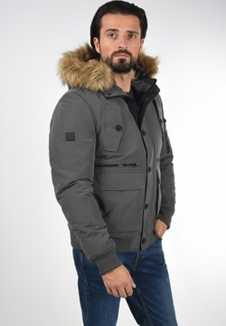 INDICODE JEANS - Winterjacke - forged iron