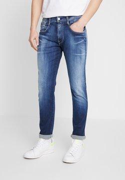 Replay - ANBASS HYPERFLEX BIO - Slim fit jeans - dark blue